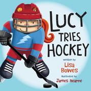 Lucy Tries Hockey