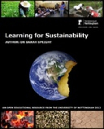 Learning for Sustainability