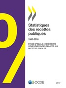 Statistiques des recettes publiques : 1965-2016