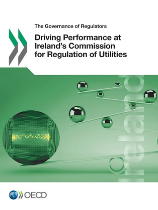 Driving Performance at Ireland's Commission for Regulation of Utilities
