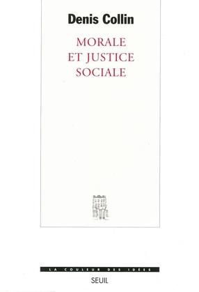 Morale et Justice sociale