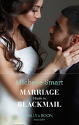 Marriage Made In Blackmail (Mills & Boon Modern) (Rings of Vengeance, Book 2)