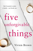 Five Unforgivable Things