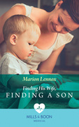 Finding His Wife, Finding A Son (Mills & Boon Medical) (Bondi Bay Heroes, Book 2)