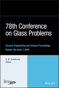78th Conference on Glass Problems