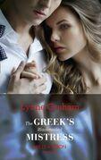 The Greek's Blackmailed Mistress (Mills & Boon Modern)