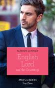 English Lord On Her Doorstep (Mills & Boon True Love)