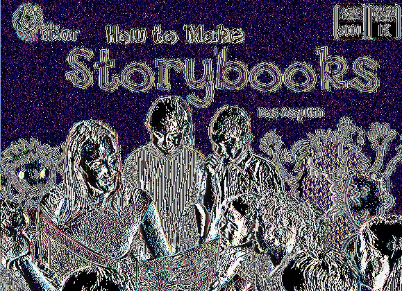 How to Make a Storybook: Band 07/Turquoise (Collins Big Cat)