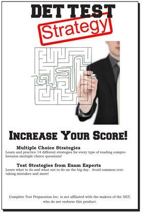 DET Test Strategy