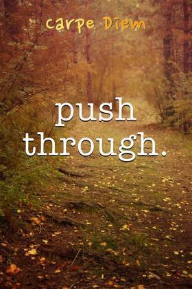 Push Through