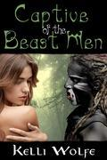 Captive of the Beast Men (Slaves of the Beast Men)