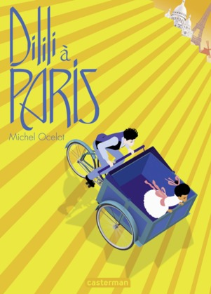 Dilili à Paris - Le roman illustré du film