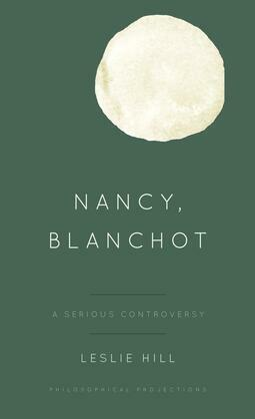 Nancy, Blanchot