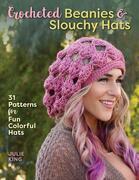 Crocheted Beanies & Slouchy Hats