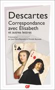Correspondance avec Élisabeth et autres lettres