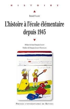 L'histoire à l'école élémentaire depuis 1945