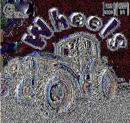 Wheels: Band 01b/Pink B (Collins Big Cat)