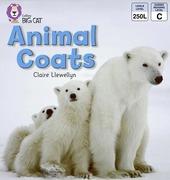 Animal Coats: Red A/ Band 2A (Collins Big Cat)