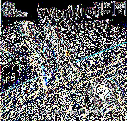 World of Soccer: Red A/ Band 2A (Collins Big Cat)