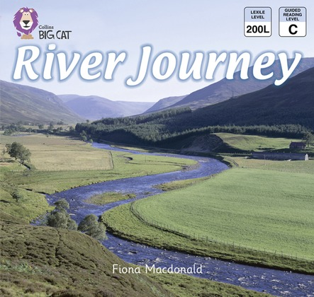 River Journey: Red B/ Band 2B (Collins Big Cat)
