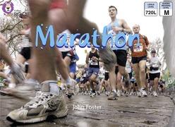 Marathon: Band 06/Orange (Collins Big Cat)