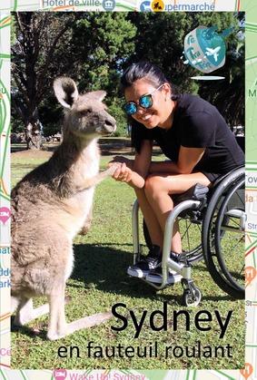 Sydney en fauteuil roulant