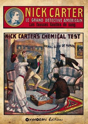 Nick Carter - Les fausses gouttes de sang