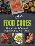 Reader's Digest Food Cures New Edition