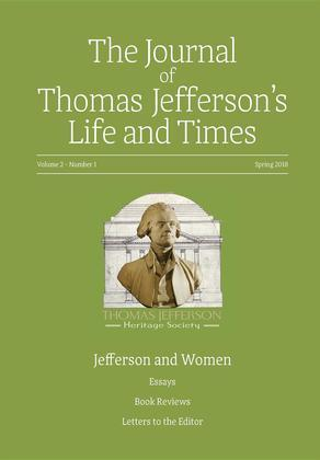 The Journal of Thomas Jefferson's Life and Times