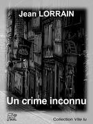 Un crime inconnu