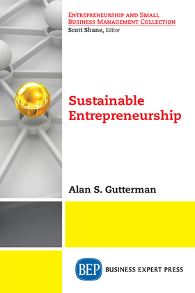 Sustainable Entrepreneurship
