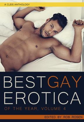 Best Gay Erotica of the Year, Volume 4