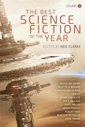 Best Science Fiction of the Year Volume 2