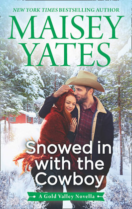 Snowed in with the Cowboy (A Gold Valley Novel, Book 4)