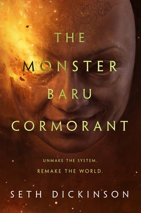 The Monster Baru Cormorant