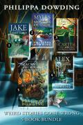 Weird Stories Gone Wrong 5-Book Bundle