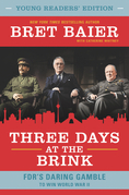 Three Days at the Brink: Young Readers' Edition