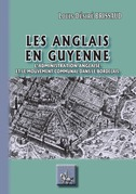 Les Anglais en Guyenne