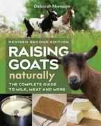 Raising Goats Naturally, 2nd Edition