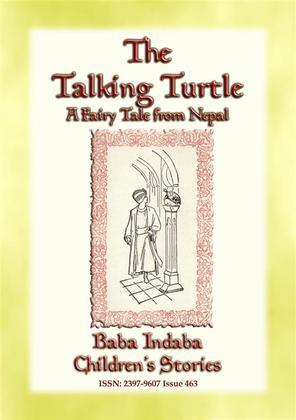 THE TALKING TURTLE - or the turtle who talked too much
