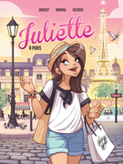 Juliette à Paris - La BD