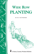Wide Row Planting