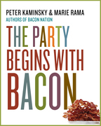 The Party Begins with Bacon