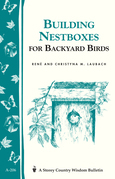 Building Nest Boxes for Backyard Birds