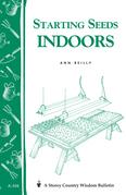 Starting Seeds Indoors
