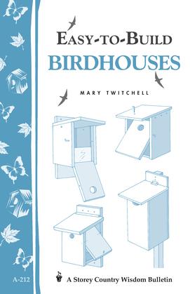 Easy-to-Build Birdhouses