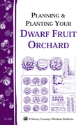 Planning & Planting Your Dwarf Fruit Orchard