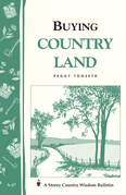 Buying Country Land