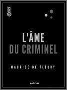 L'Âme du criminel