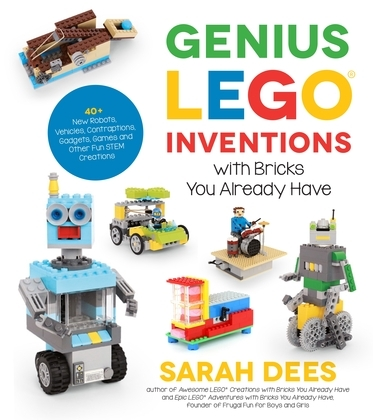 Genius LEGO Inventions with Bricks You Already Have